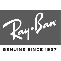 Ray Ban Logo White Png