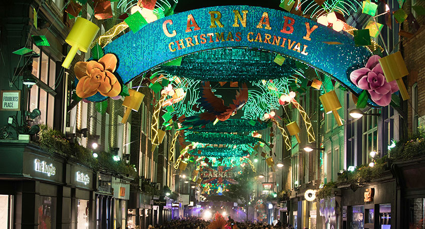 - Christmas In Carnaby