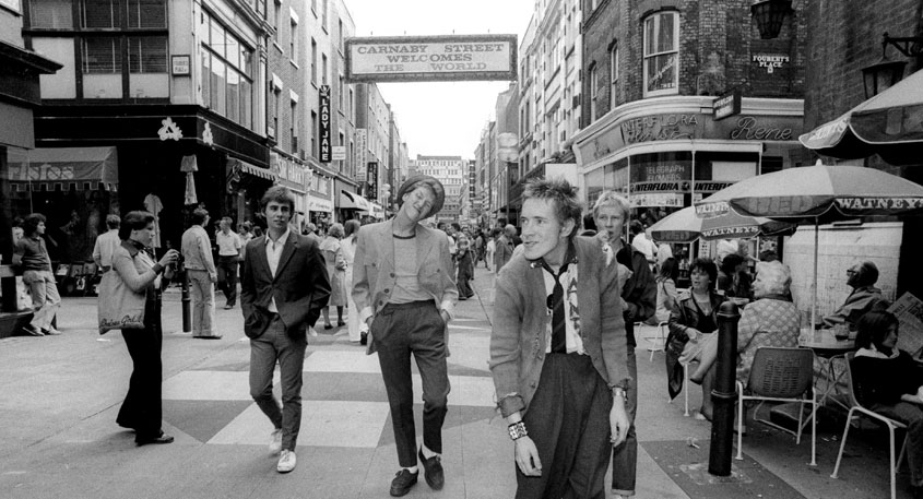 History Of Carnaby Street Carnaby London