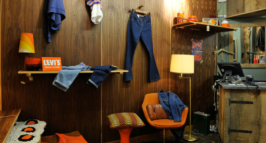 Woolrich London Store - A Look Inside | Selectism