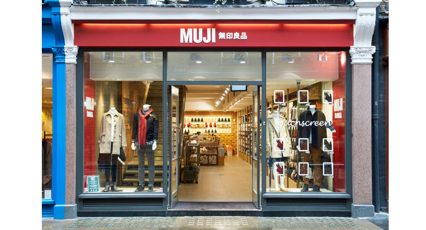 Muji's natural and simple design complements today's lifestyles perfectly.